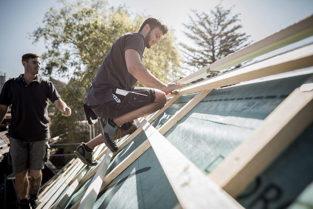Häufig Asbest im Dach erkennen und sicher entfernen - MeinDach AB22
