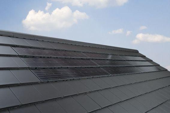 Material für Ihre Dachsanierung - Solardach