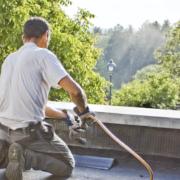 flachdach dachhandwerker dachdecker