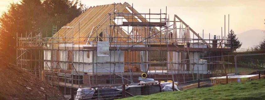 MeinDach Neubau eines Steildaches