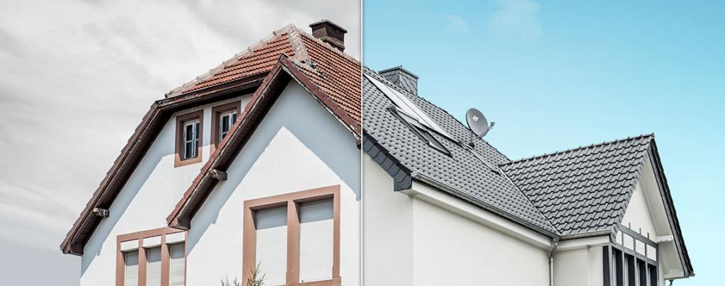 Gut gemocht So machen Sie Ihr altes Dach energieeffizienter - MeinDach MT62