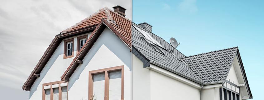 angebot dach neu