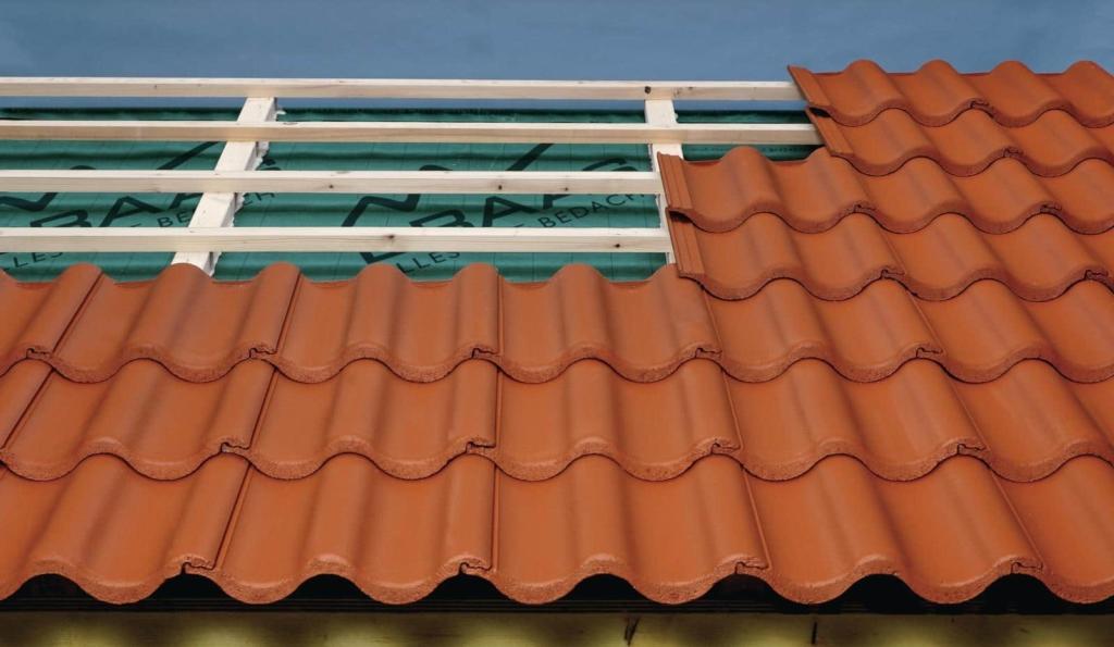 braas dach bestandteile