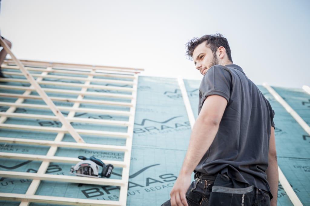 Ein qualifizierter Dachdecker, die beste Wahl für jede Renovierung