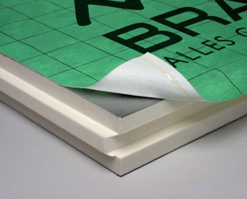 Dachdämmung material von Braas