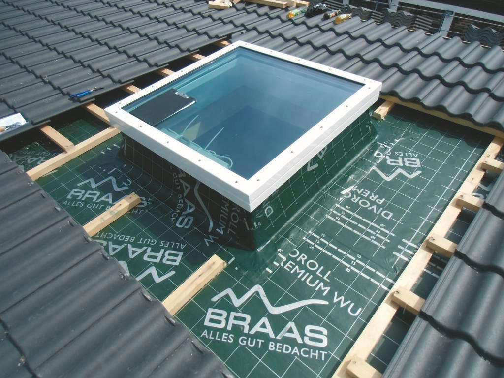 Hochwertiges Dachfenster von Braas
