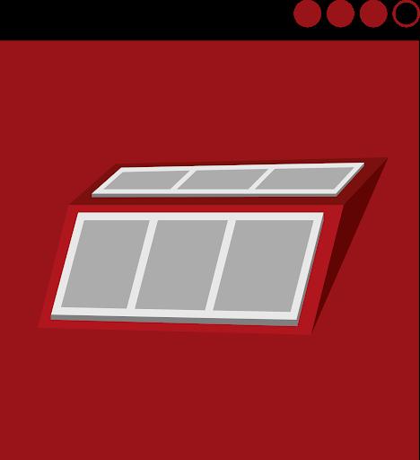 Gauben-Dachfenster sind deutlich teurer als einfachere Dachfenster.