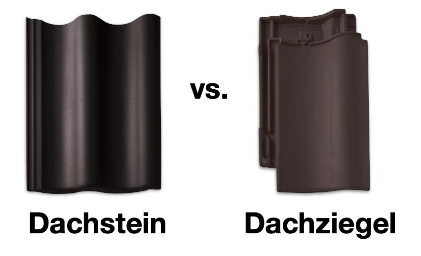 Alt-Tag: Dachsteine unterscheiden sich von Dachziegel im Material. Das hat Auswirkungen auf Ihre Eigenschaften. Mehr über die Unterschiede erfahren Sie hier